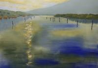 Eternal - 6x6ft - oil on canvas