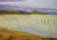 Peace - 4x6ft - oil on canvas